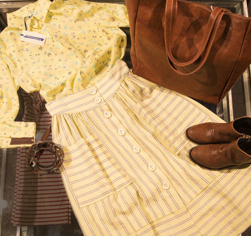 Idee per lo shopping di primavera