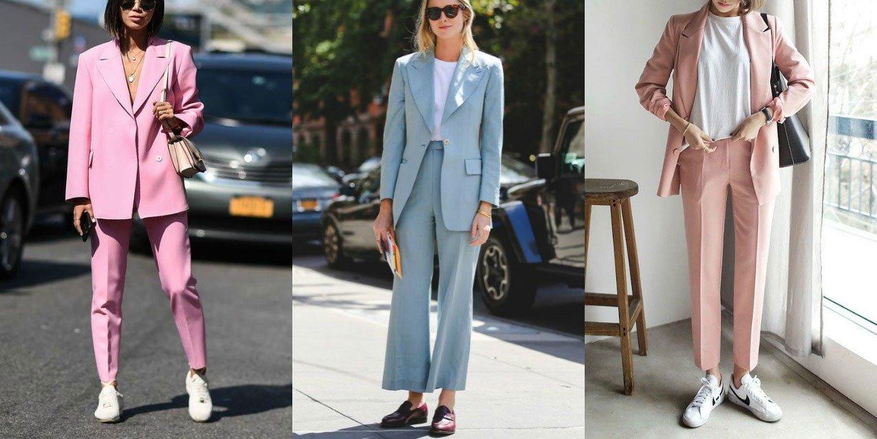 Il Tailleur Giacca-Pantalone: il Completo da Ufficio 4.0