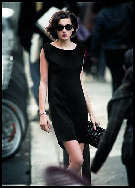 timeless design 93421 4ca41 Le Regole dello Stile Francese: Come Vestirsi à la Parisienne