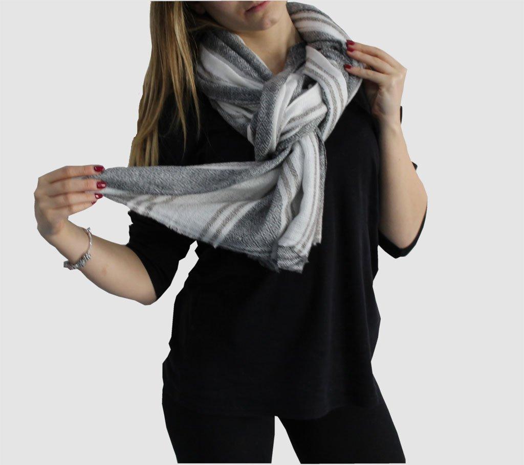 Sciarpe e pashmine: come indossarle