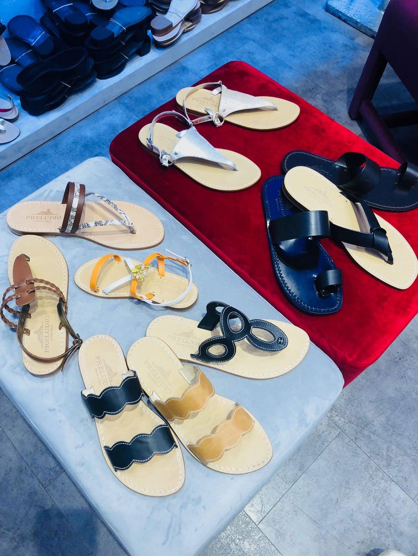 Sandali Preludio Capri