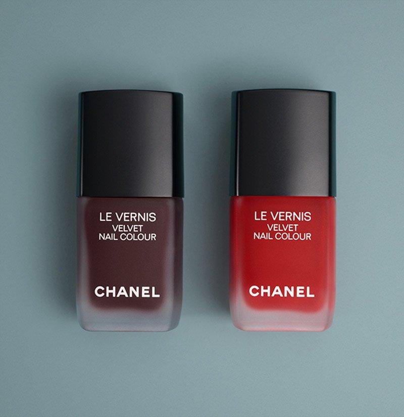 Smalti opachi Chanel