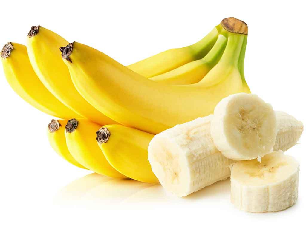 foto di banane per curare i piedi