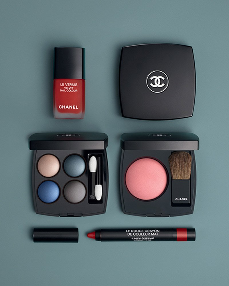Make up Chanel Autunno Inverno 2018-2019