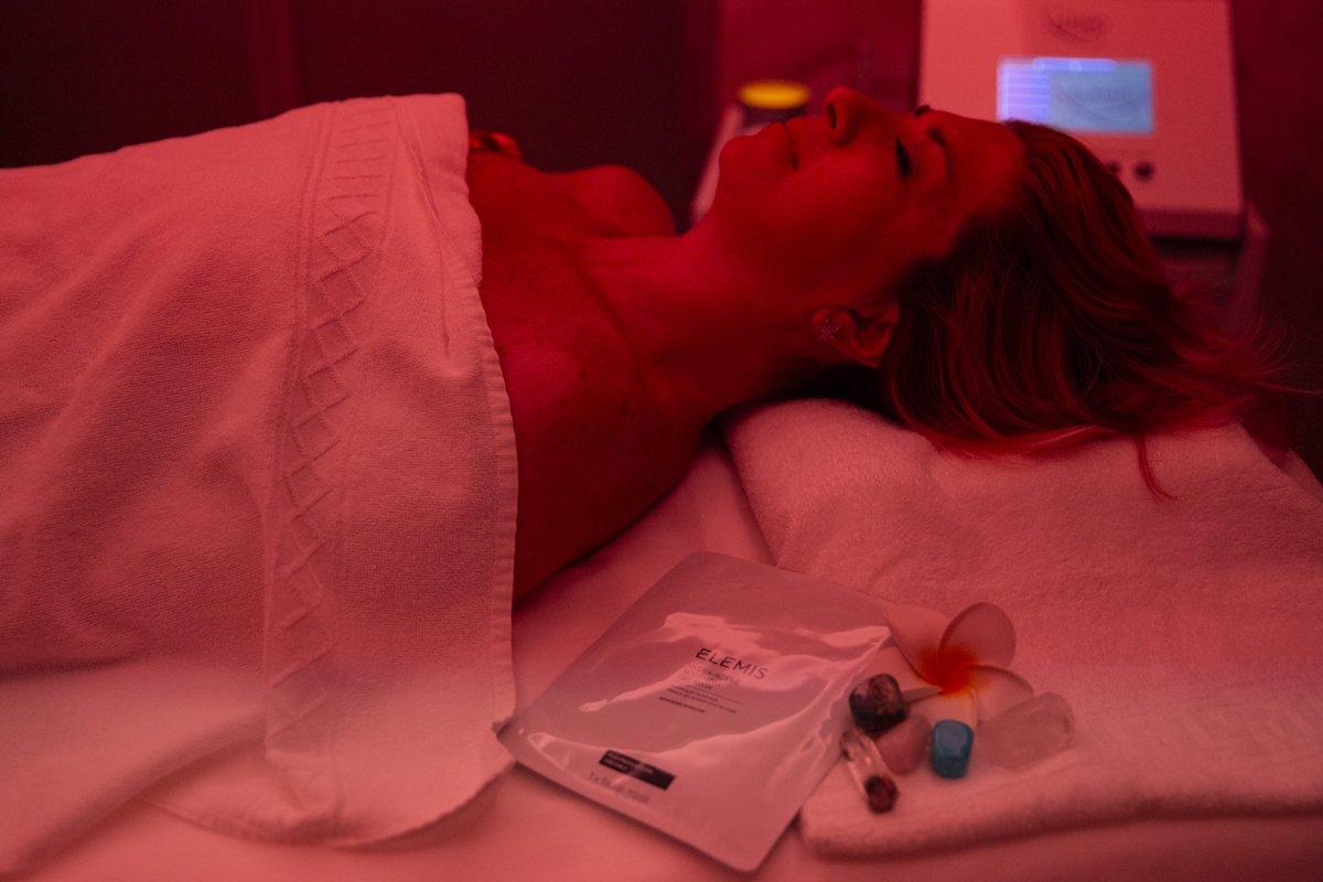 Foto del trattamento a corrente galvanica