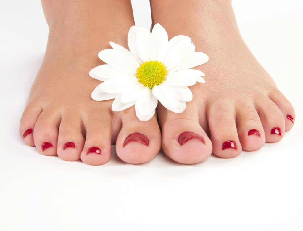 foto per Come curare i piedi