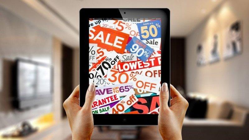 Saldi online: come spendere