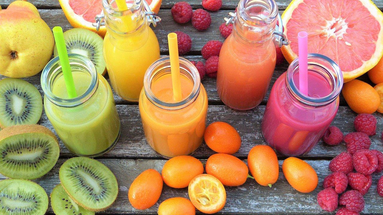 Foto di smoothies per dieta detox