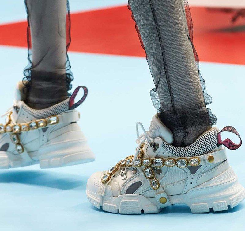 foto di scarpe Gucci