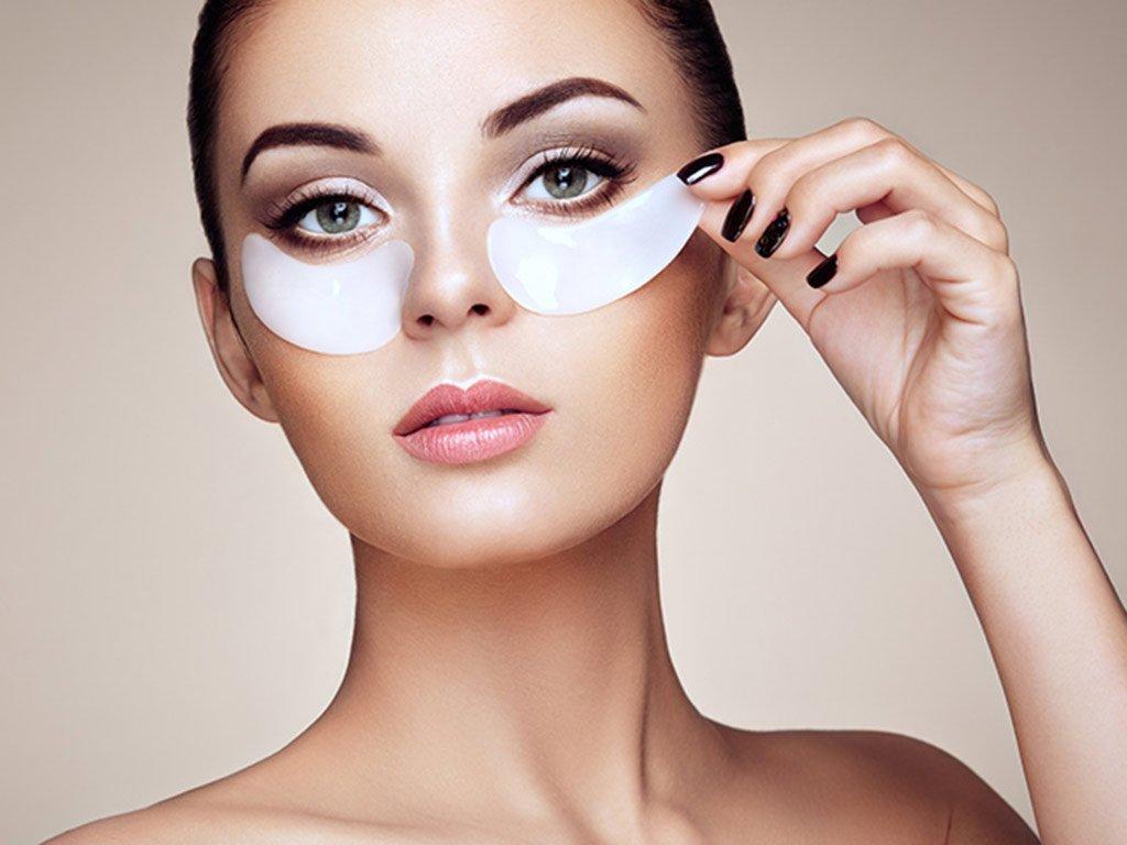 foto Borse e occhiaie: maschere viso fai da te