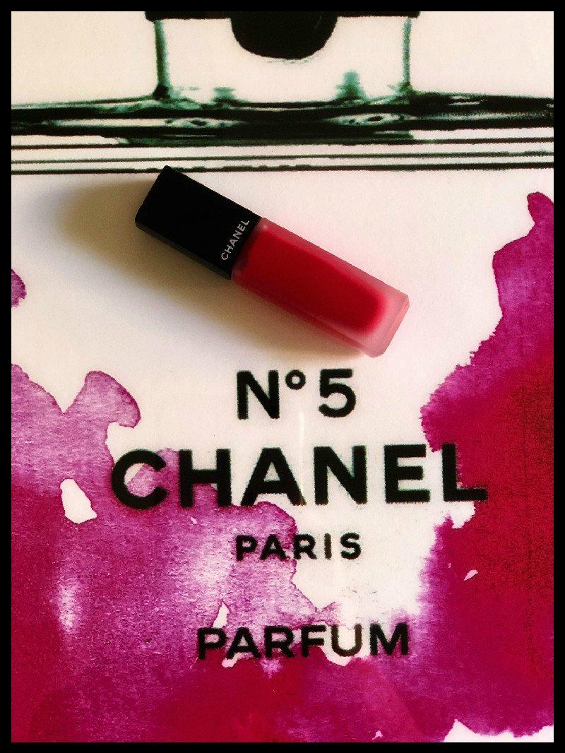 Foto del gloss Chanel