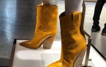 Il ritorno degli stivali texani