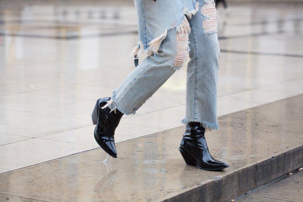 Gli Stivali Texani Cavalcano la Moda 2018/2019