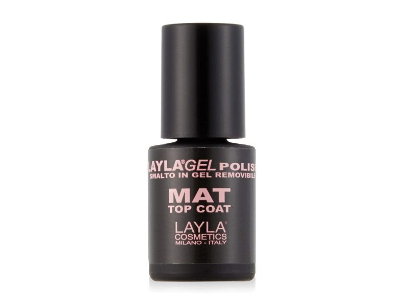 Foto del top coat layla