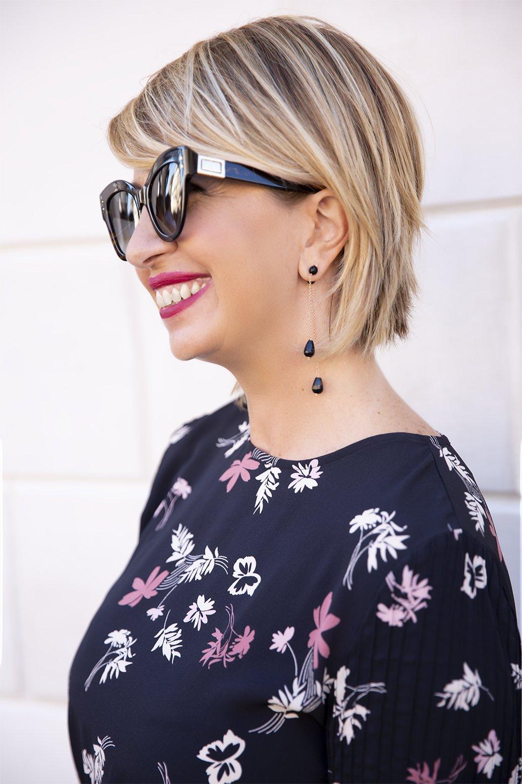 Foto degli orecchini di 20 Celesti Bijoux