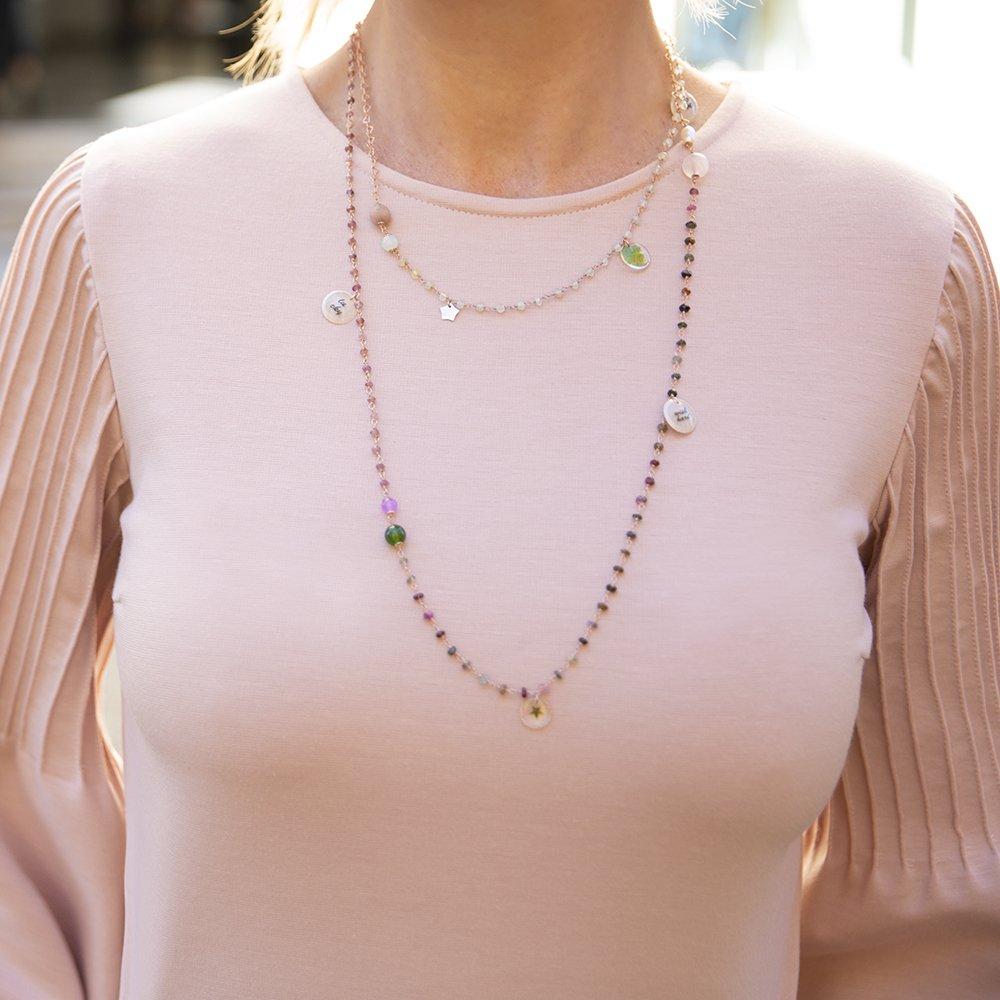 Foto del top Nervature rose di Serena Davini