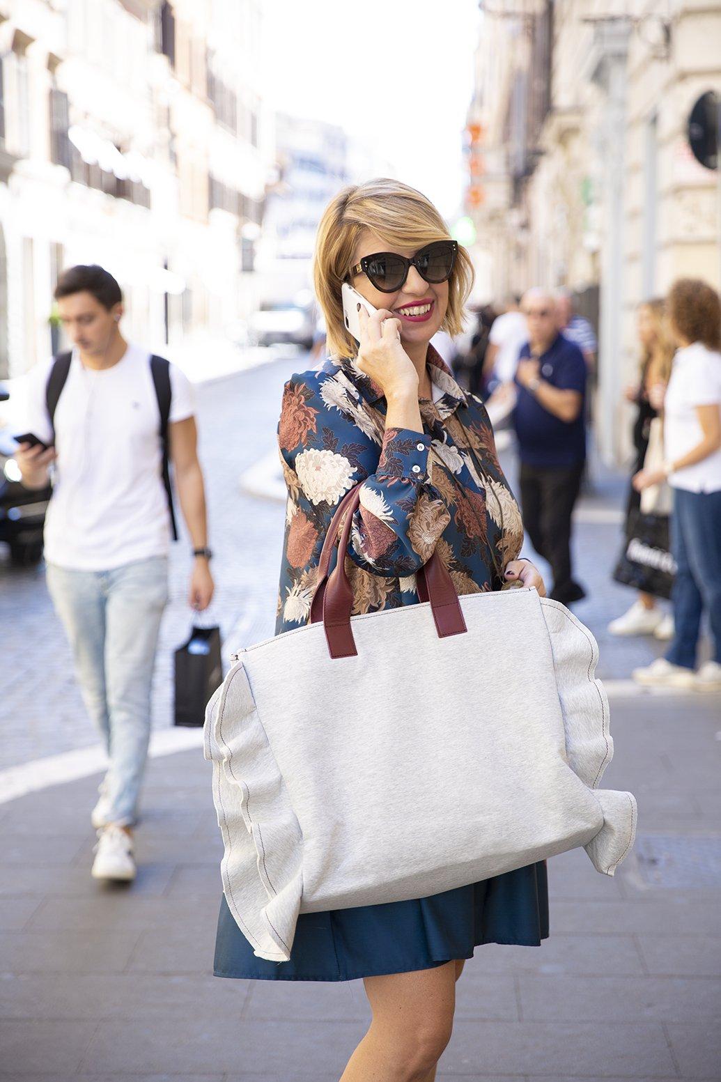 la borsa shopping di Amahra
