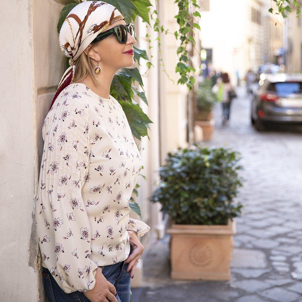 Foto della cappa Nervature di Serena Davini
