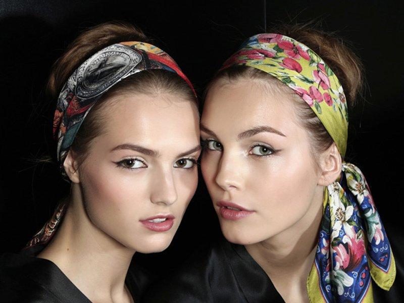 Tendenza foulard
