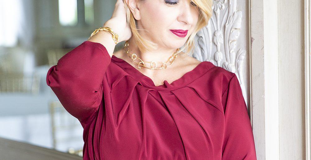 Foto della collezione Knot di Giulia Barela
