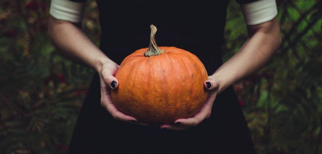 Manicure di Halloween