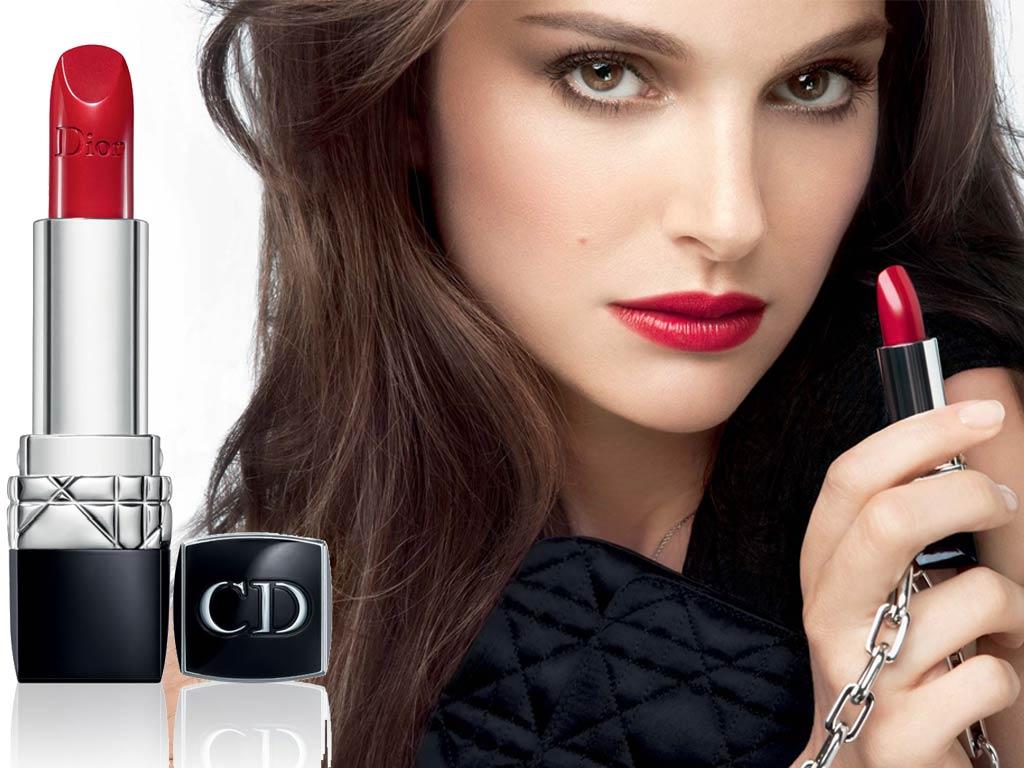 foto Rossetto Rosso Dior