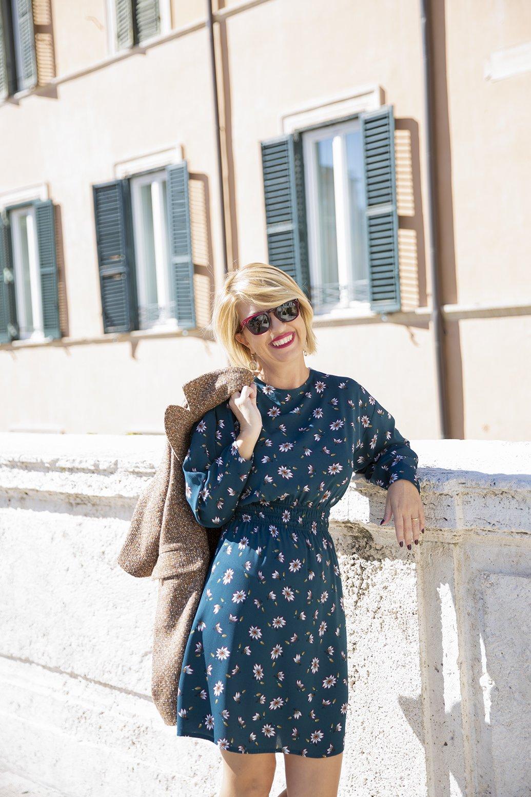 Foto abito Modigliani di Serena Davini