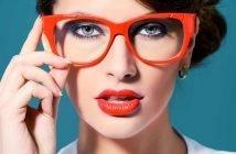 foto come truccarsi con gli occhiali