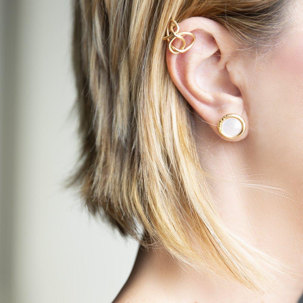 Orecchino singolo di Giulia Barela Jewelry