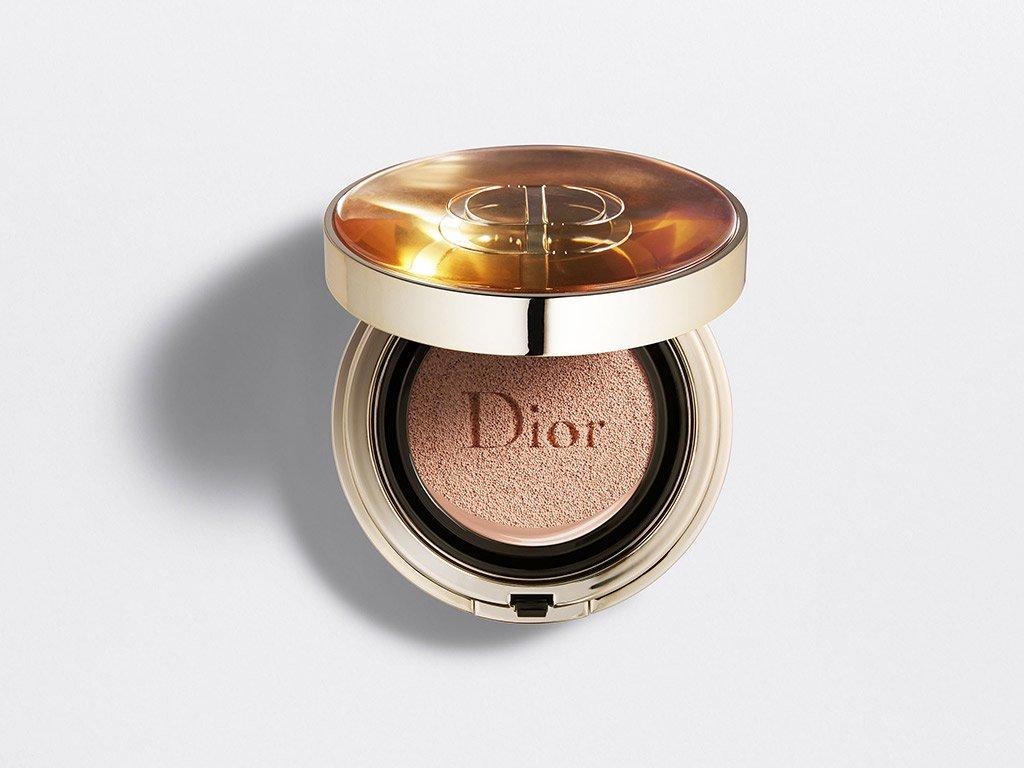 foto Fondotinta Dior, Le cushion teint de rose