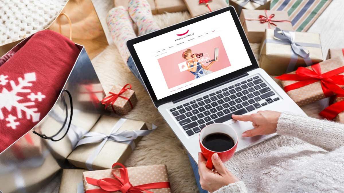 Idee Regalo Natale On Line.Regali Di Natale Online 2018 Idee Favolose Amiche Di Smalto