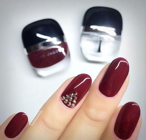 la manicure di Natale
