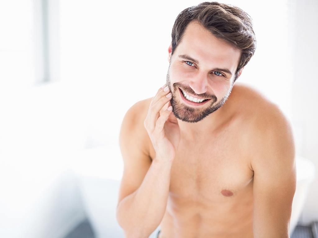 foto cosmetici uomo