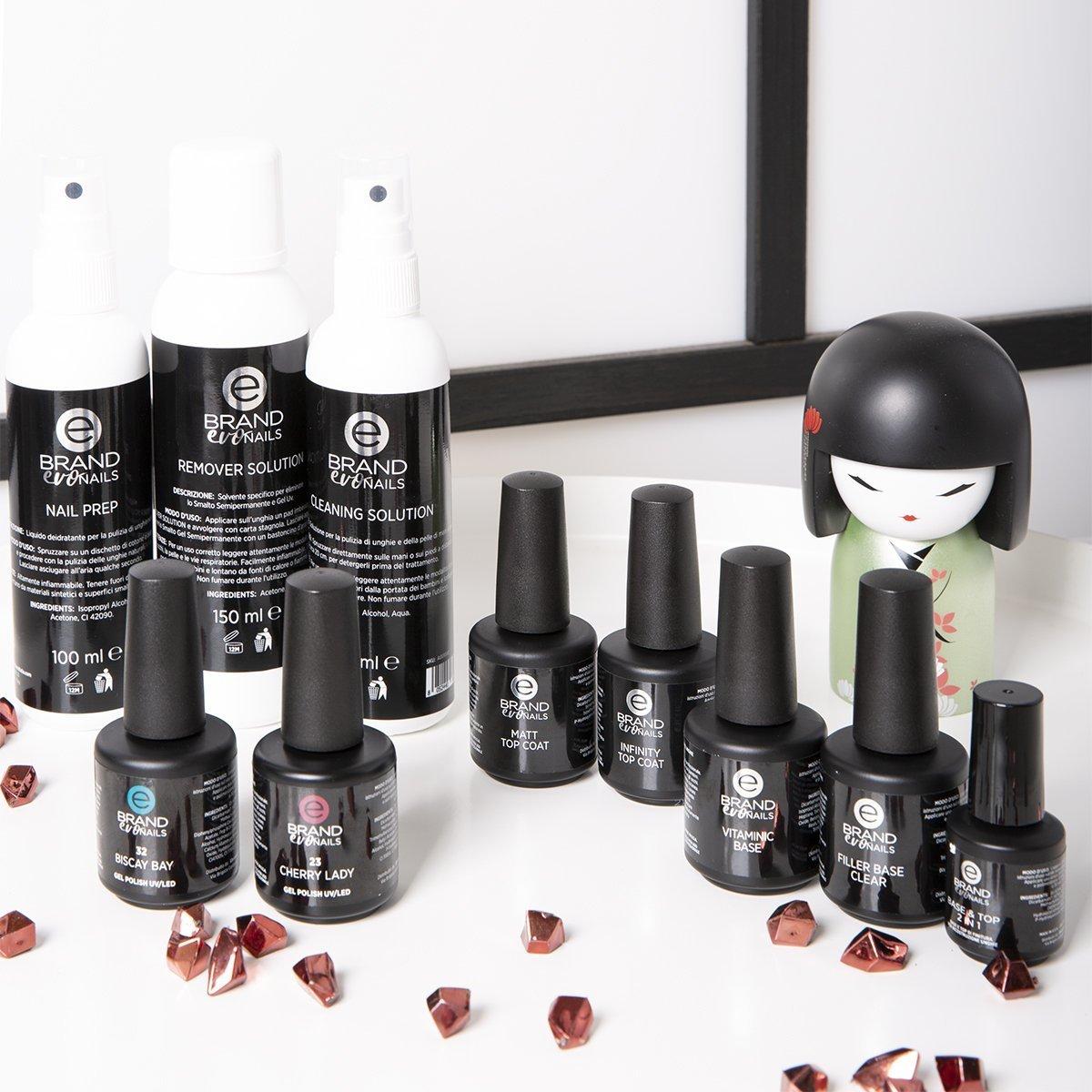 Foto dei prodotti nails di E brand