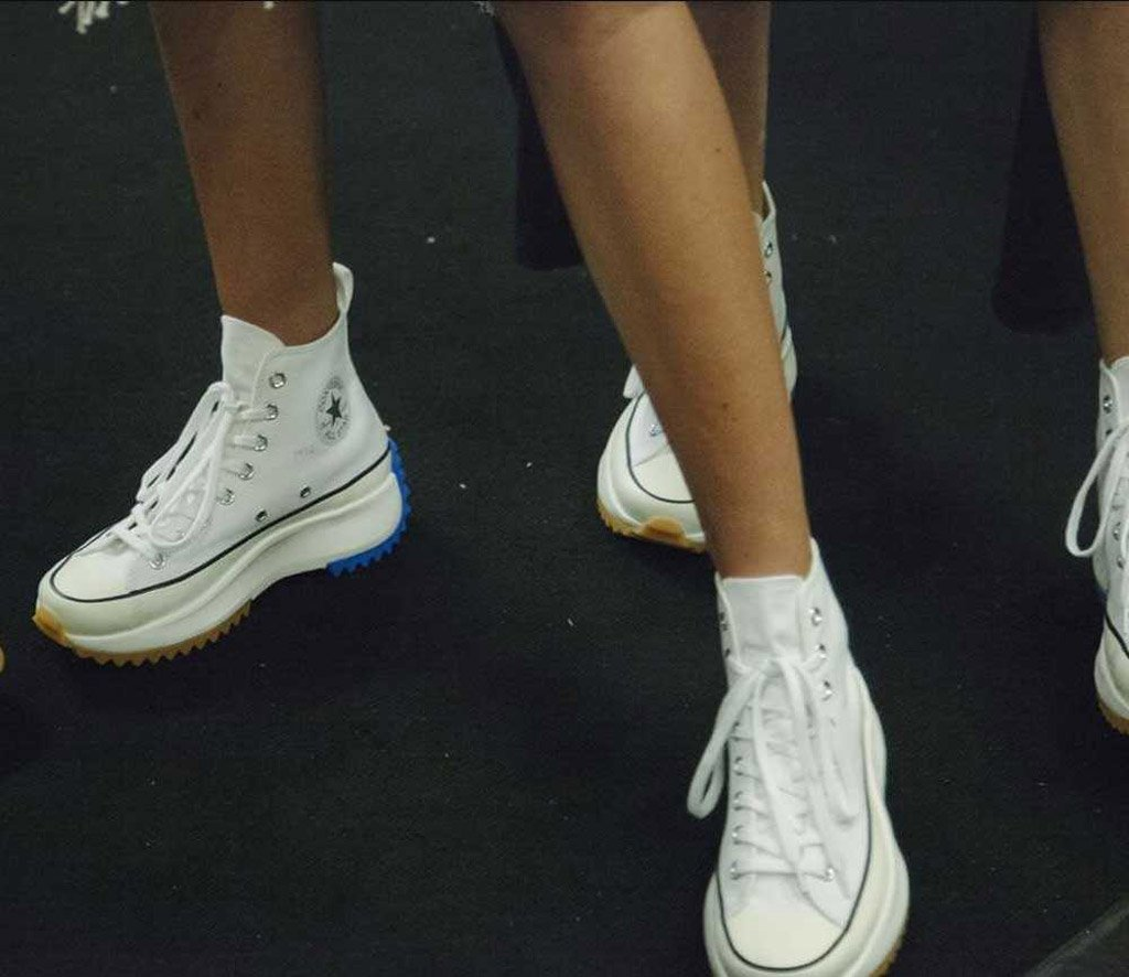 Sneakers Converse e JW Andersos