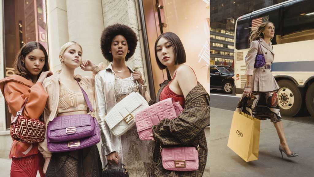 Foto delle nuove borse Fendi
