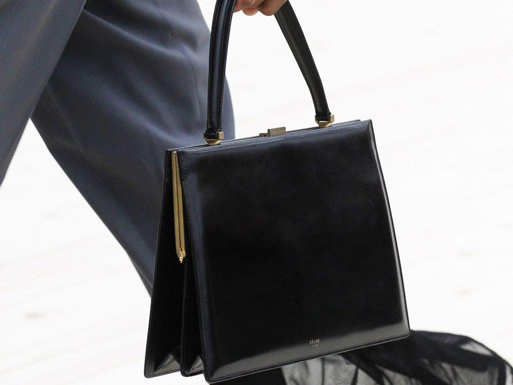 Foto della borsa di Céline