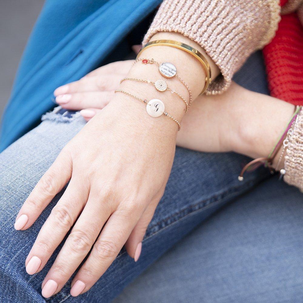 Foto di 3 braccialetti di 20 Celesti Bijoux
