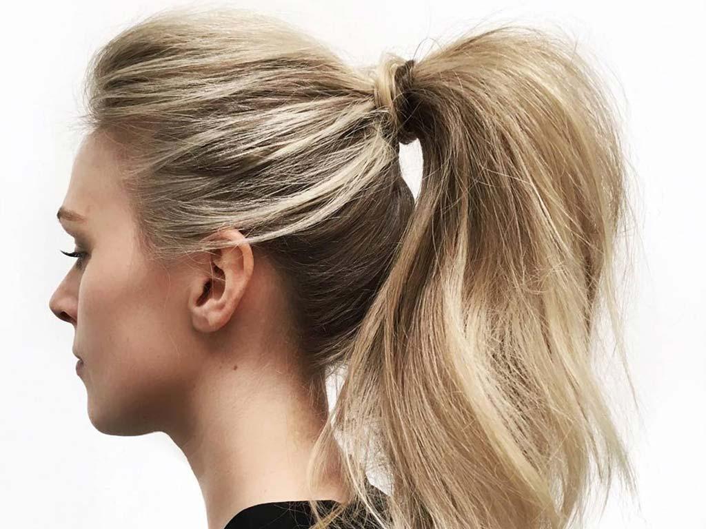 foto coda alta moda capelli autunno inverno 2019-2020
