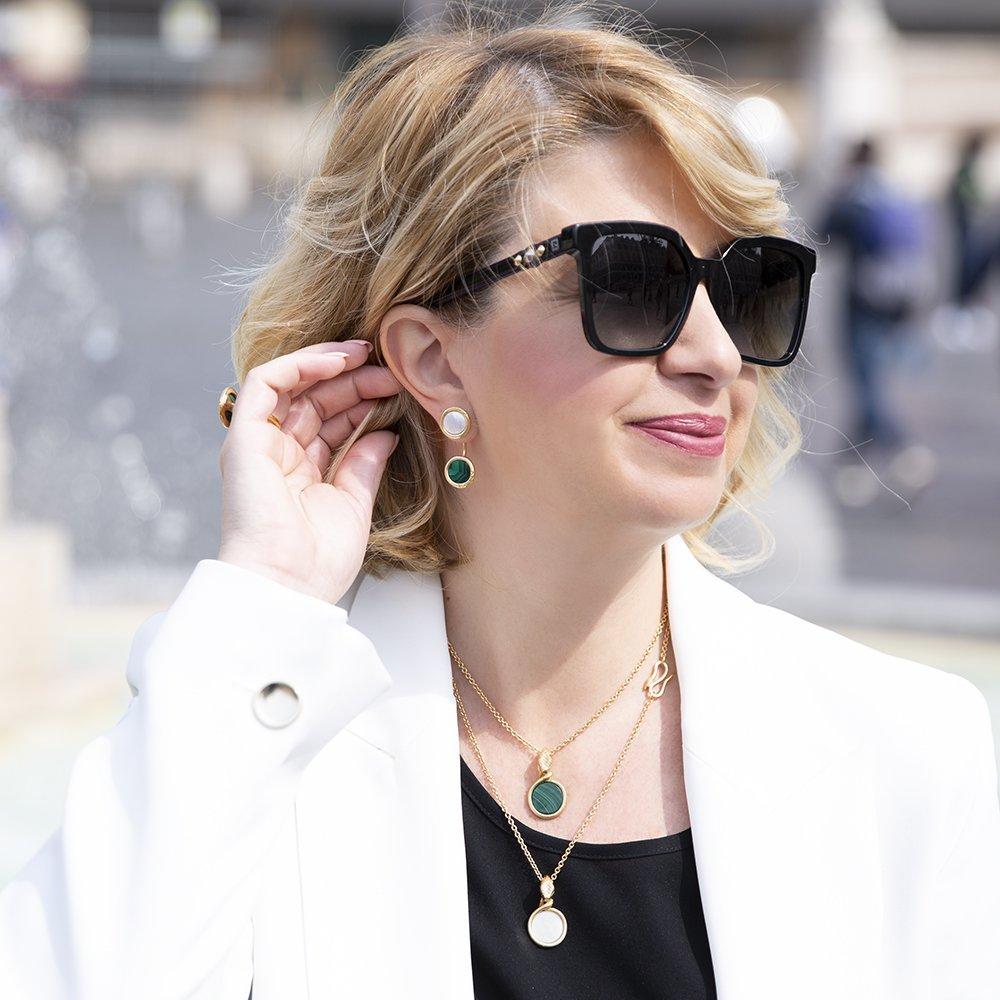 Foto di gioielli di Giulia Barela