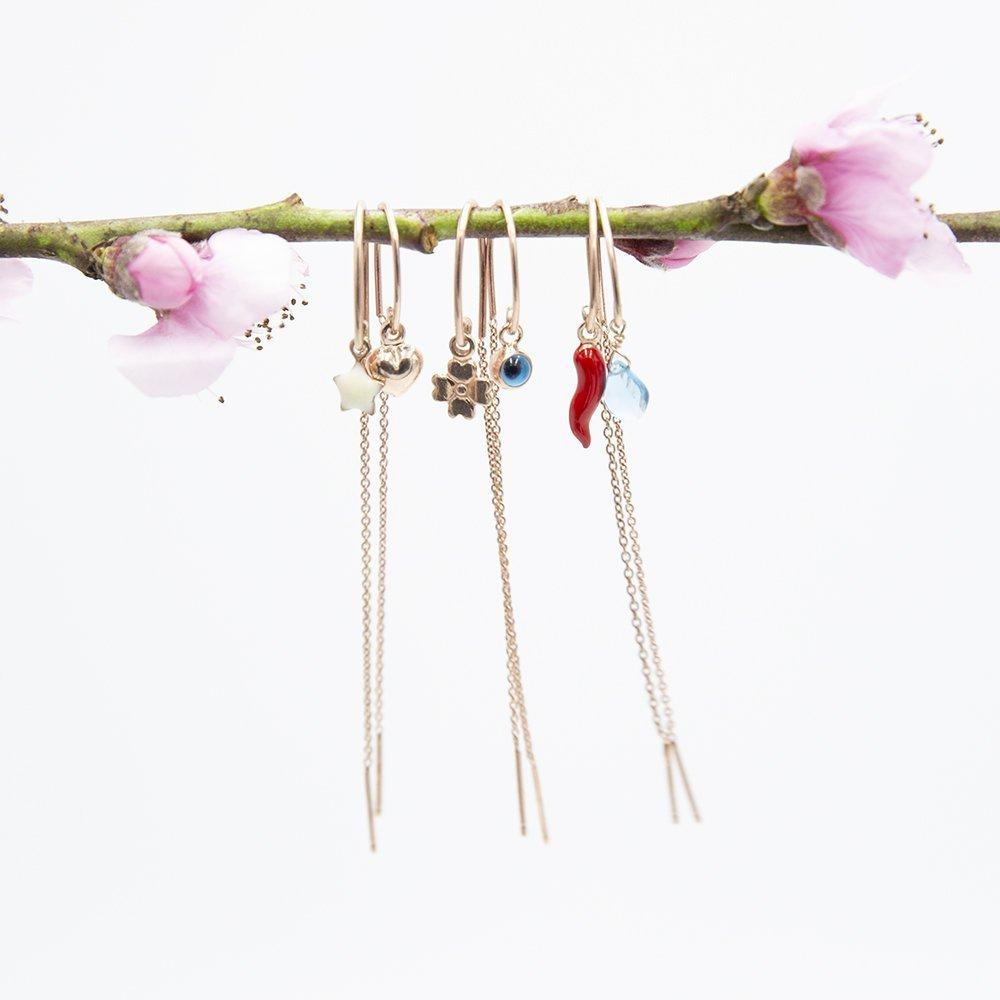 Orecchini pendenti per i bijoux e gioielli 2019
