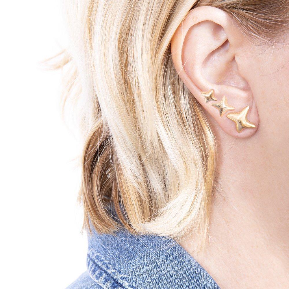 Foto di stelline, tra gli orecchini più amati dei gioielli e bijoux 2019