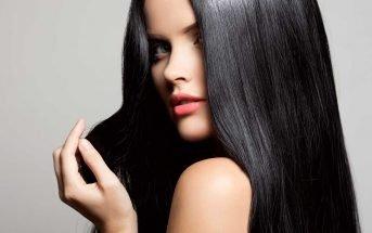 Foto di capelli neri