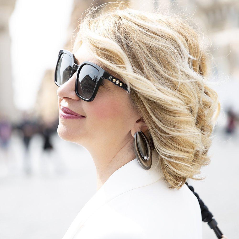 Foto di orecchini grandi per i Gioielli e Bijoux 2019