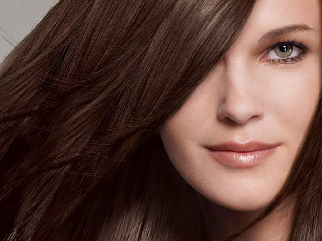 foto colore capelli chocolate brown