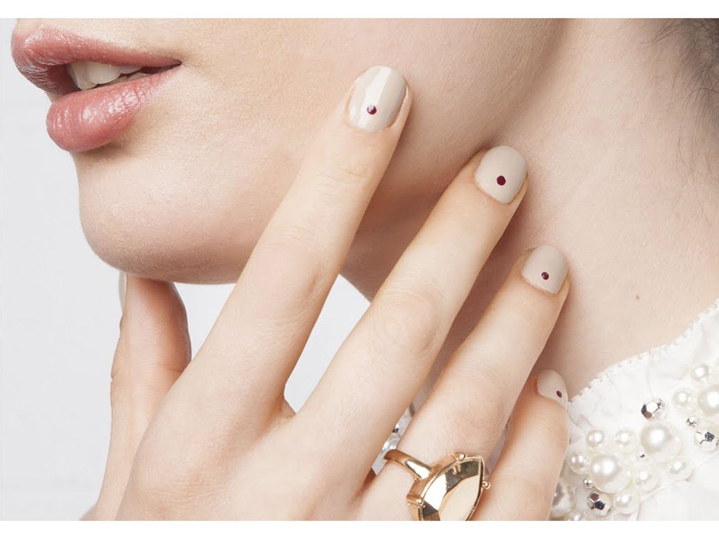 foto della Dot Manicure