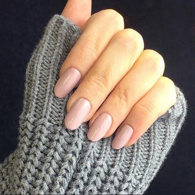 Foto forma delle unghie