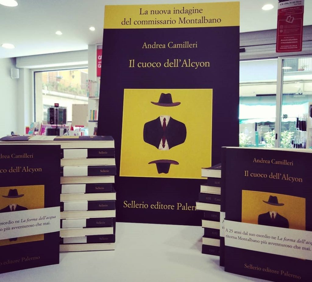 Il cuoco dell'Alcyion tra i libri da leeggere dell'estate 2019