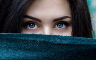 foto di occhi