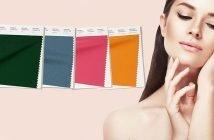 foto colori moda autunno inverno 2019/2020